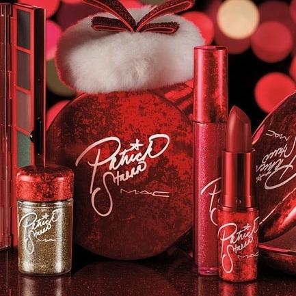 MAC Cosmetics: MAC&Patrickstarrr 2018 Christmas Limited Edition Makeup