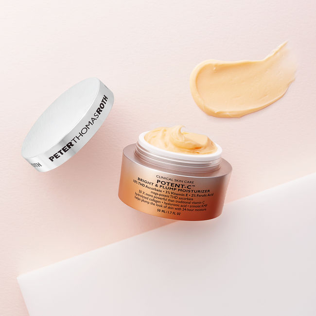 Peter Thomas Roth: NEW POTENT-C™ Brighten & Plump Moisturizer just Launched