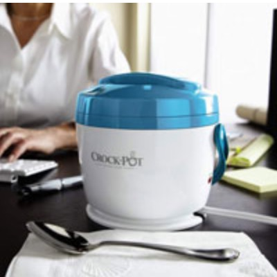 Crock-Pot Lunch Crock Warmer, Blue