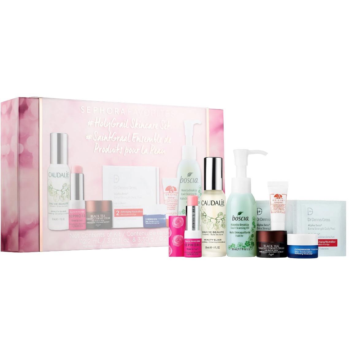 SEPHORA FAVORITES #Holy Grail Skincare Set
