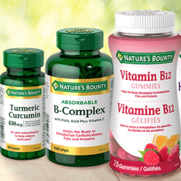 Well.ca: 25% OFF Nature's Bounty