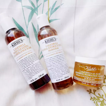 Kiehl's:Receive free ground shipping on $25+, 2 day shipping on $75+.