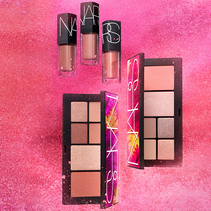 NARS: New Arrivals, Dare to Gleam Collection Launched