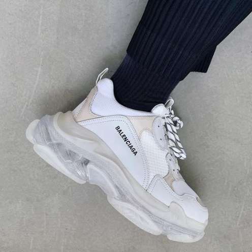 SSENSE: Up to 60% OFF Select Balenciaga Men's Shoes
