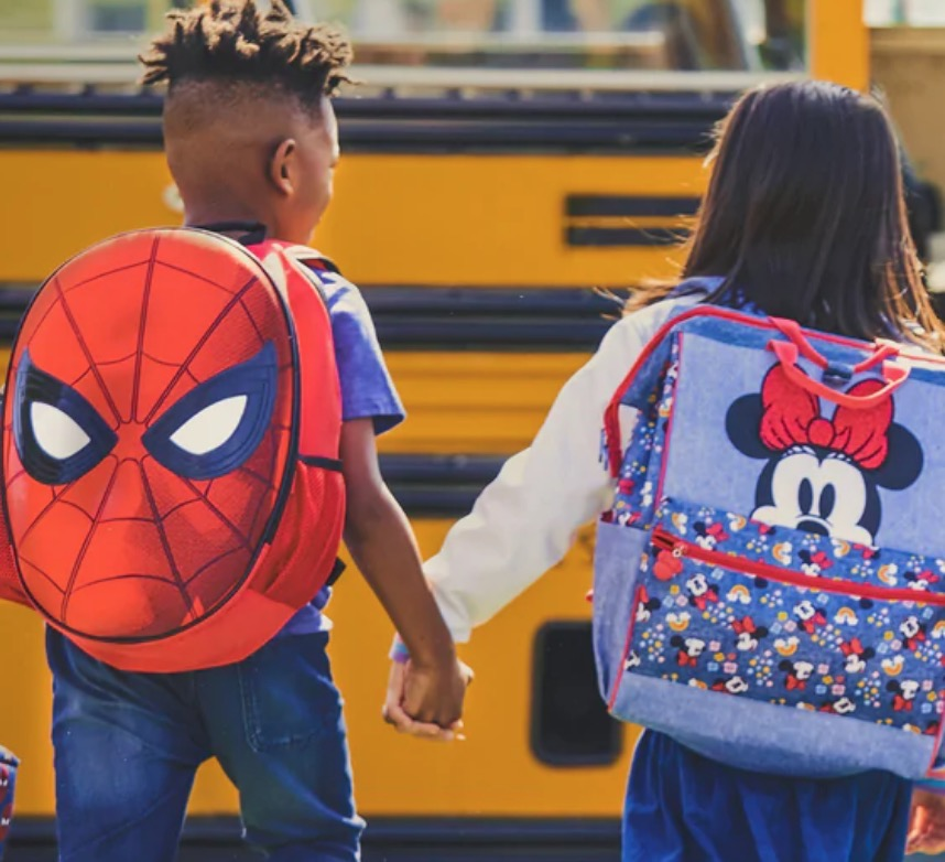 ShopDisney:Up to 25% OFF Back to School Accessories