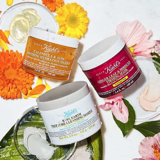 Kiehl's: Receive 10 Additional Sample Packettes on $50+