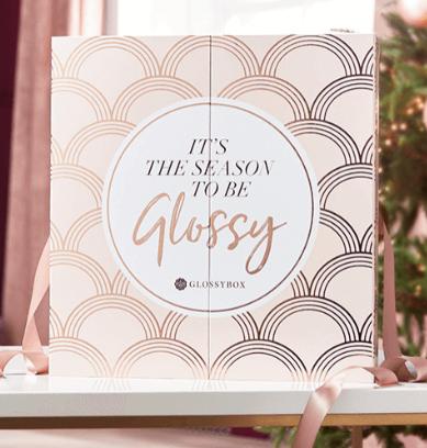 GLOSSYBOX: Advent Calendar Box! Only $89