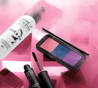 Make Up For Ever: 15% OFF on Your First Order