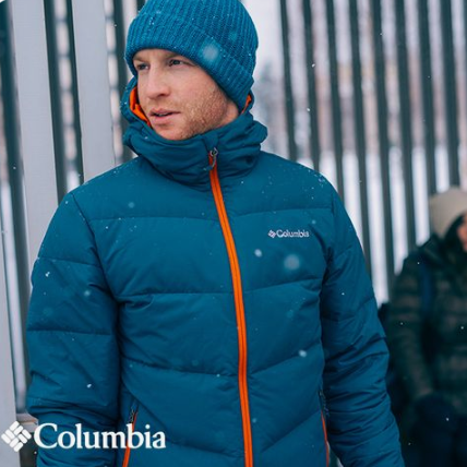 Hudson's Bay: 25% OFF Select Columbia Sportswear