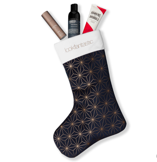 lookfantastic: Stocking for him – Only $63. Worth $145