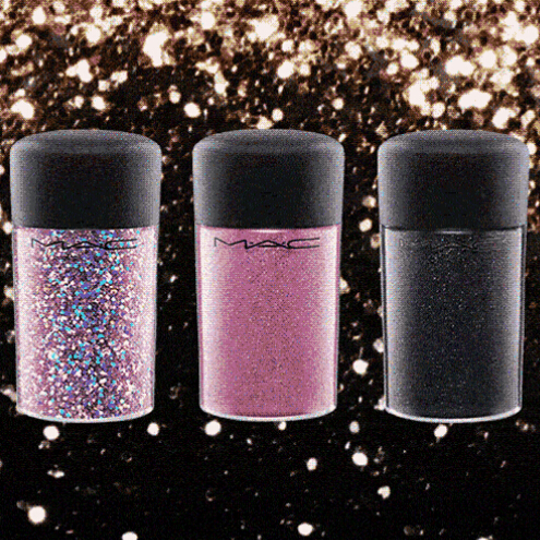 MAC Cosmetics: Free Glitter on Order of $65+