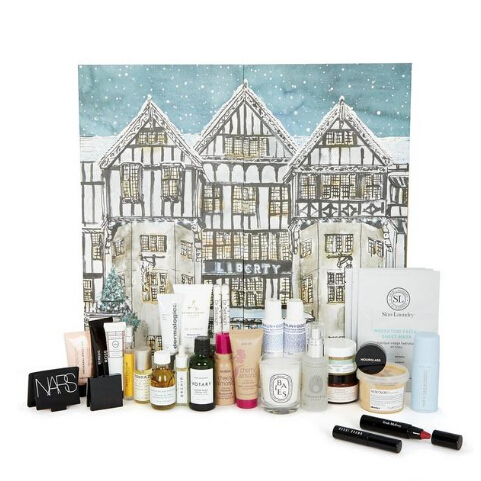 Liberty London: Beauty Advent Calendar 2019 has Launched + Free Shipping