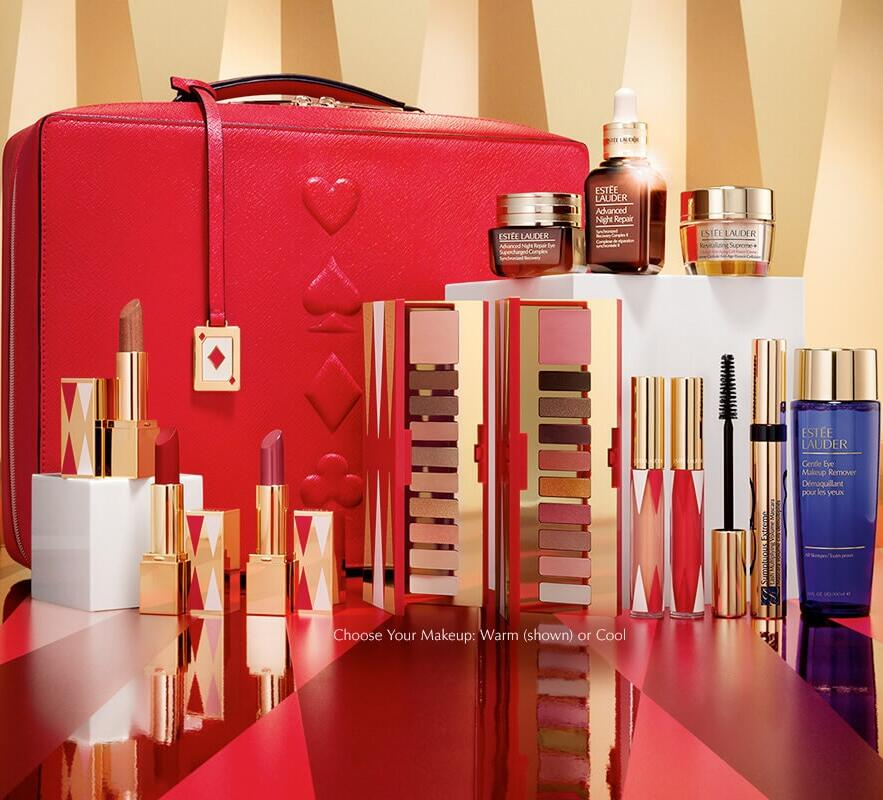 Estee Lauder CA: Limited Edition 31 Beauty Essentials for $98 with $150 Purchase