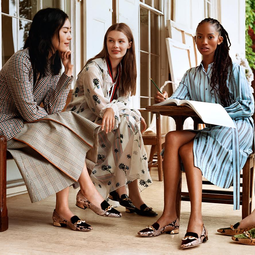 Tory Burch: New Markdown, Up to 60% OFF on Wear-Now Styles