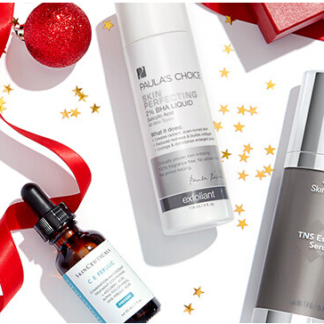 SkincareRx: Up to 25% OFF for Holiday Shop