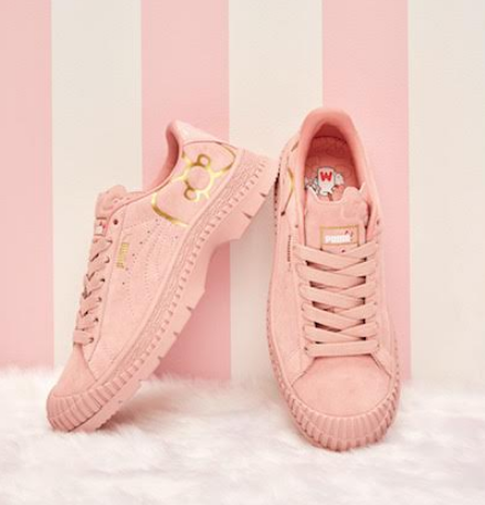 Puma: Hello Kitty Utility and Free Standard Shipping on $35+