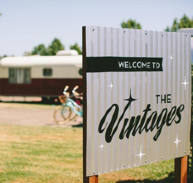 Booking.com US: The Vintages Trailer Resort