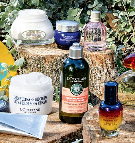 L'Occitane: 20% OFF Purchase + FREE Post-Holiday Rituals Gift inlcuding Best-Selling Overnight Reset Serum with $120 Purchase