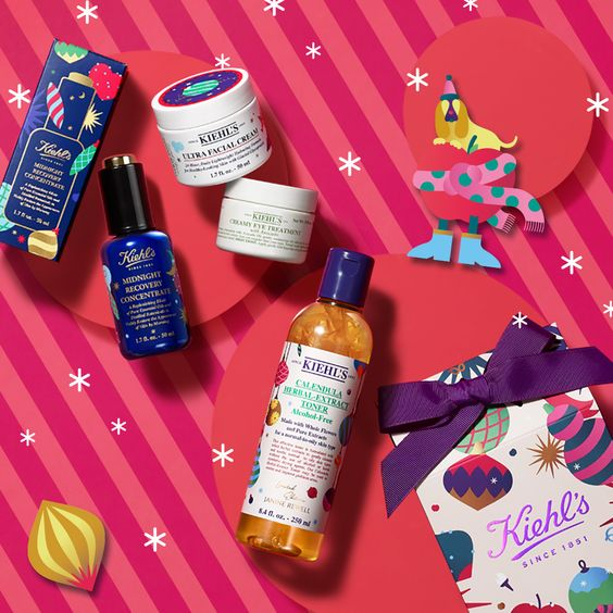 Kiehl's Canada: $20 OFF + Free Gift Wrapping on Orders of $75+