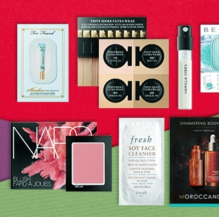 Sephora: Cyber Packette Bag with any $45 merchandise purchase