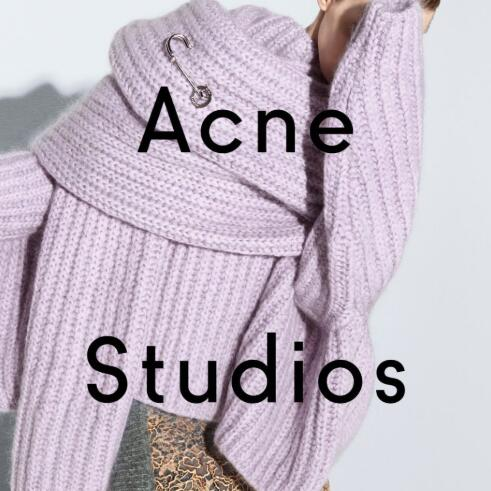 SSENSE: Up to 53% OFF Acne Studios