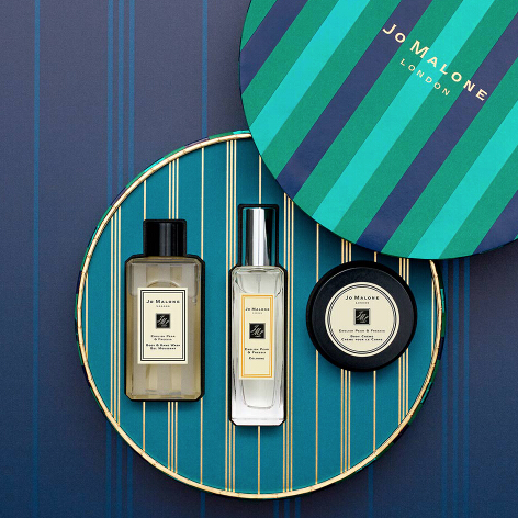 Jo Malone: Limited Time Only! Enjoy a 3-pc Gift with $130+ Purchase