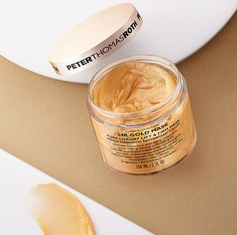 Peter Thomas Roth: Celebrate 12/12 Double's Day with 24K Gold Mask 1.7 fl oz for $18, a $58 retail value