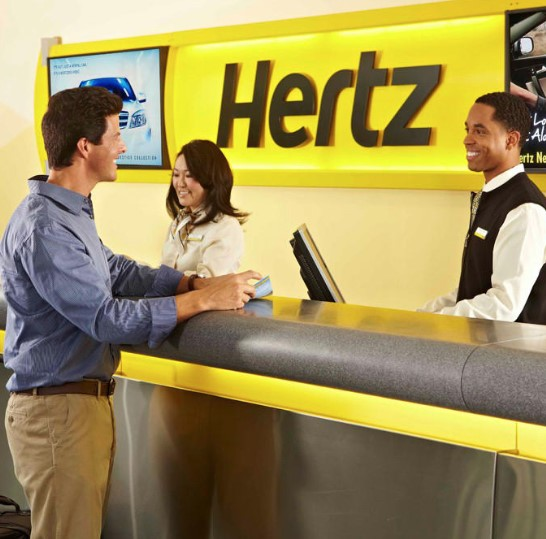 Hertz: Up to 40% OFF Base Rate