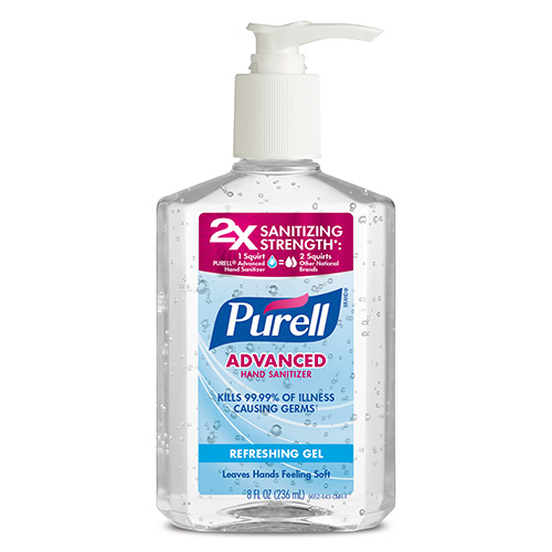 Walgreens: Use Hand Sanitizer and Kill Germs Right Away